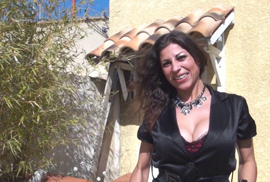 Hot wife rio dildo